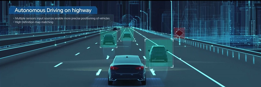 Autonomous Driving on highway